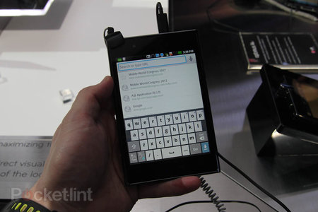 LG Optimus Vu pictures and hands-on - photo 20