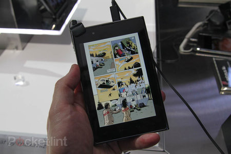 LG Optimus Vu pictures and hands-on - photo 9