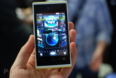 ViewSonic ViewPhone 4s and 4e pictures and hands-on