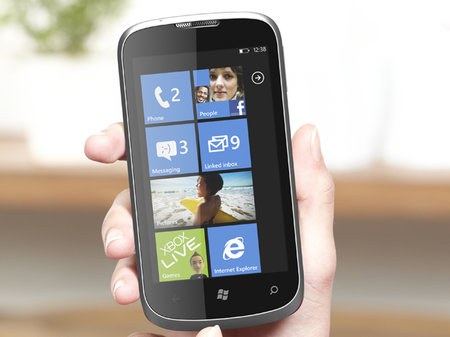 ZTE Orbit expands Windows Phone 7 offering