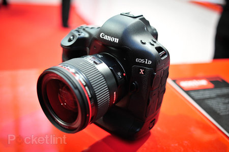 Canon confirms EOS-1D X availability as EOS 5D Mk III rumours swirl