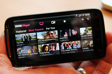 BBC iPlayer app for Android updated, 3G streaming enabled