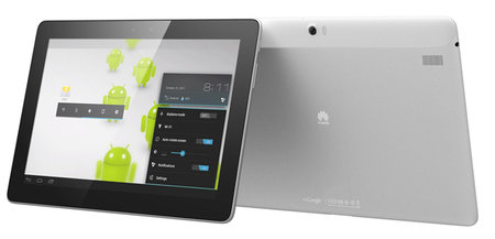 Huawei MediaPad 10 FHD claims to be world's first quad-core tablet