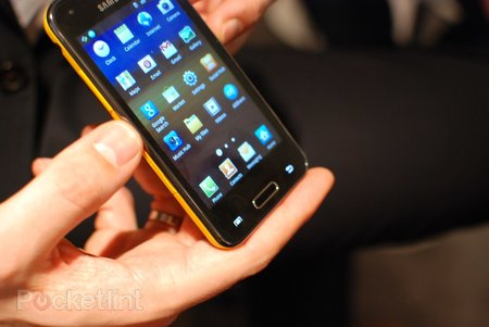 Samsung Beam pictures and hands-on - photo 5