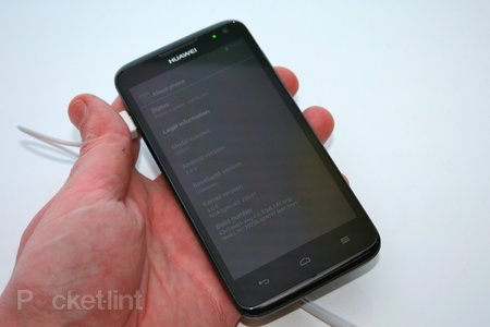 Huawei Ascend D quad pictures and hands-on - photo 7
