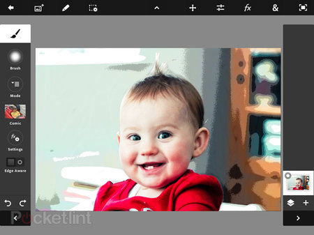 APP OF THE DAY: Adobe Photoshop Touch review (iPad 2)