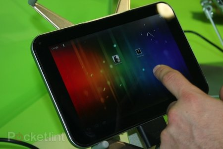 Toshiba 7.7 Tegra 3 tablet pictures and hands-on