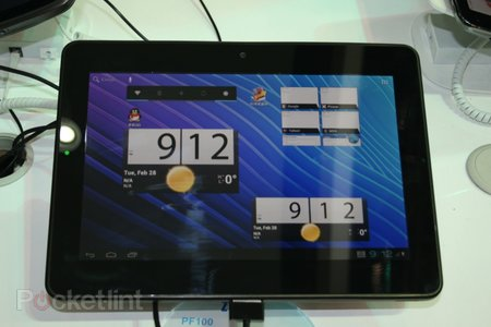 ZTE PF100 quad-core tablet pictures and hands-on - photo 5