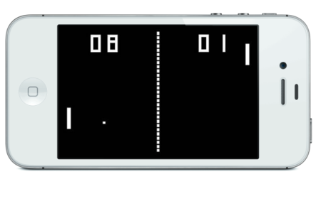 Pong heading to iOS, and you could be its creator