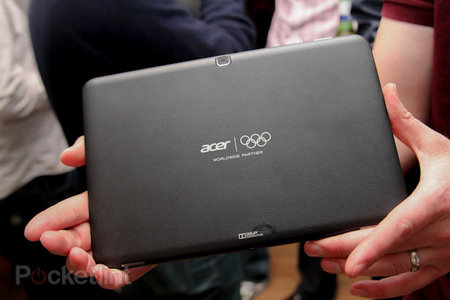 Acer Iconia Tab A510 Olympic Edition pictures and hands-on
