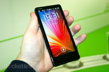 Coolpad 7990 pictures and hands-on
