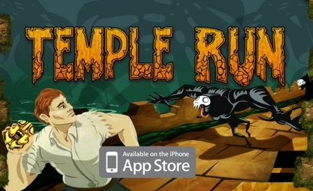 APP OF THE DAY: Temple Run review (iPad) - photo 1