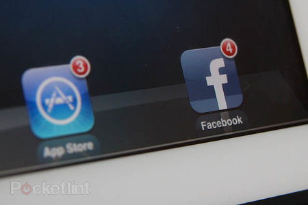 Facebook: We aren't competing against Apple and Google on apps
