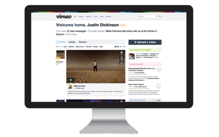Why Apple chose Vimeo for Mountain Lion