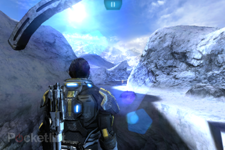 APP OF THE DAY: Mass Effect Infiltrator review (iOS)