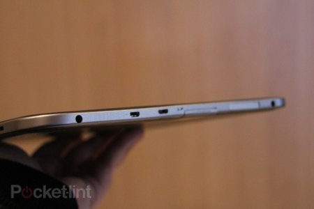 Toshiba 13.3-inch Tegra 3 tablet concept pictures and hands-on - photo 2