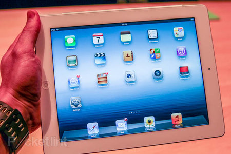 New iPad release date UK: 16 March