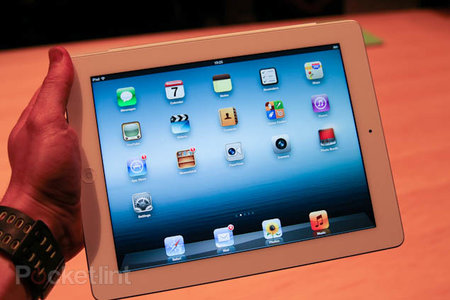 The new iPad pictures and hands-on