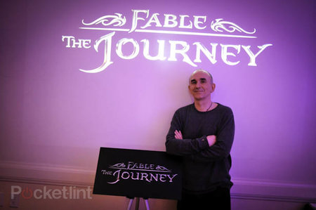 Pocket-lint plays Fable: The Journey with Peter Molyneux