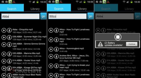 APP OF THE DAY: 4shared Music Download review (Android) - photo 1