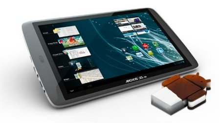 Archos G9 Ice Cream Sandwich update rolls out