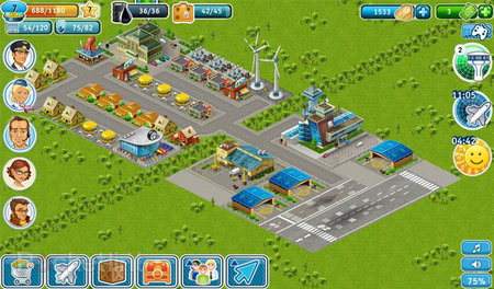 APP OF THE DAY: Airport City (Android)