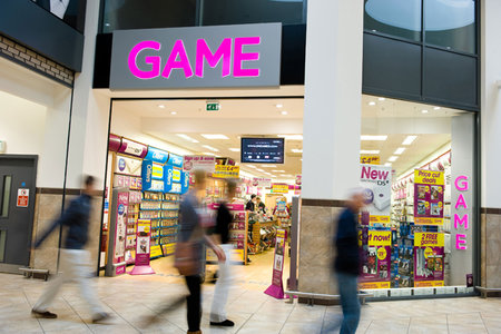 GAME shares rise dramatically - buy out imminent?