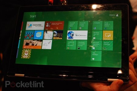 Lenovo joins Asus for Windows 8 tablet expected launch in October