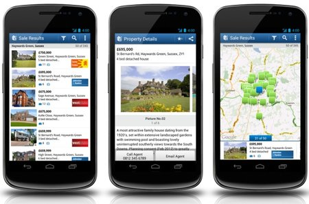 Rightmove app moves into new Android home