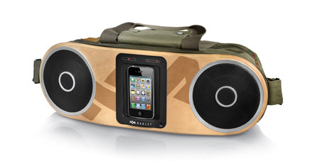 House of Marley Bag of Rhythm iPhone dock now available in UK - photo 1