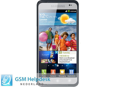 New Samsung Galaxy S III picture looks like last, could it be real this time?