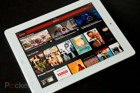 Netflix HD streaming to new iPad on roadmap