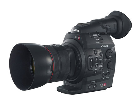 BBC gives green light to Canon EOS C300