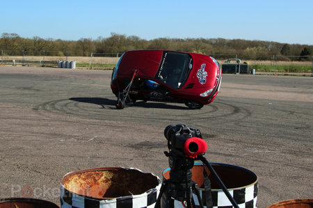 Stunt driving the Ridge Racer way - photo 14