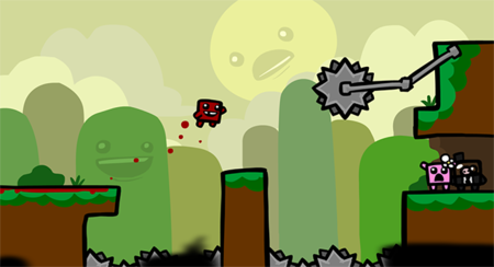 Super Meat Boy coming to iOS and Android - not just another 'sh***y' port