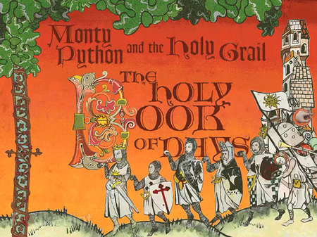 APP OF THE DAY: Monty Python The Holy Book of Days review (iPad)