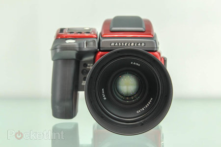 Hasselblad H4D Ferrari edition pictures and hands-on