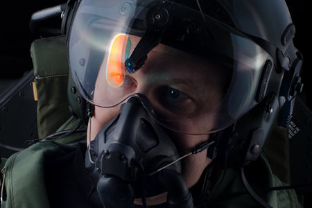 Move over Google Project Glass, BAE System's AR HUD already aids Tornado pilots