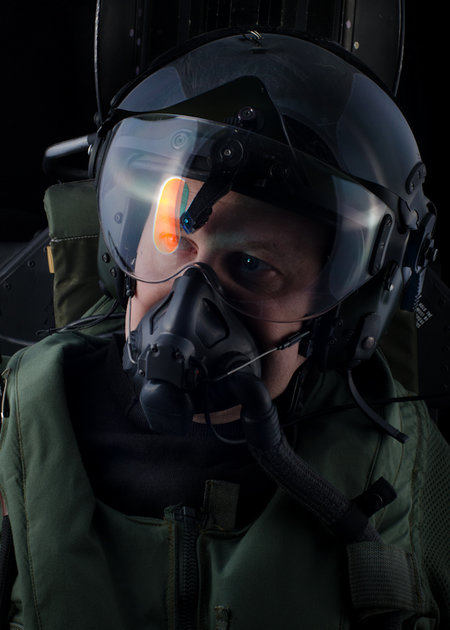 Move over Google Project Glass, BAE System's AR HUD already aids Tornado pilots - photo 2