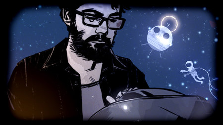 Brandon Generator is born: Edgar Wright's online comic book now live