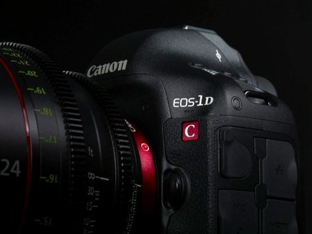 Canon EOS-1D C: 4K video capture cinema wooing camera debuts