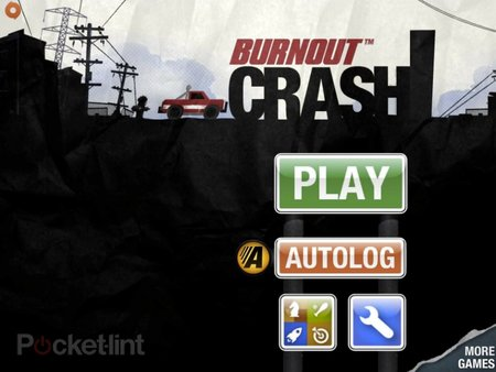 APP OF THE DAY: Burnout Crash review (iPad / iPhone)