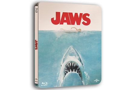 Jaws Blu-ray: New 4K transfer delivers more detail than ever before