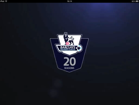 APP OF THE DAY: Premier League 20 Seasons review (iPad / iPhone) - photo 2