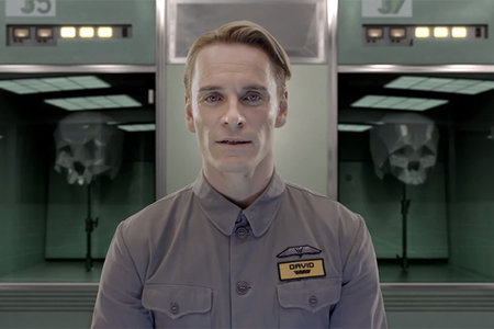 Is Prometheus Happy Birthday David viral the best ever? (video)