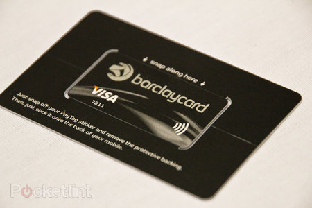 Barclaycard PayTag adds contactless payment to any phone: pictures and hands-on - photo 12