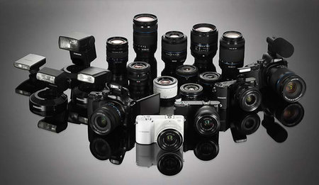 Samsung NX20, NX210 and NX1000 cameras lead 2012 line-up