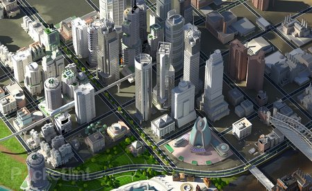 SimCity screens and preview