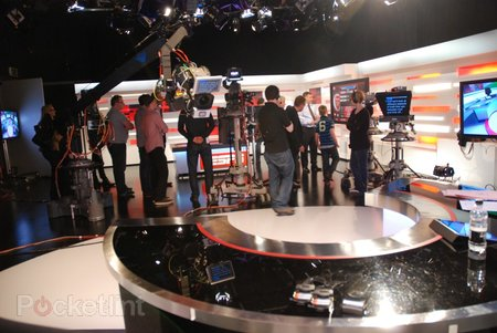 Behind the scenes at the ESPN studios - photo 15