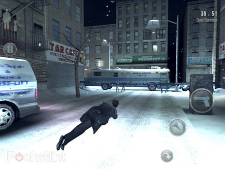 APP OF THE DAY: Max Payne Mobile review (iPad / iPhone) - photo 1